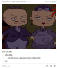 Family, Memes, and Helena Bonham Carter: destructia fatpeoplemakemeha...  territorialcree  base-han  #is that johnny de  and helena bonham carter  yes  25,880 notes  Source: bougiegal I always got an Addams Family Vibe. Enjoy!