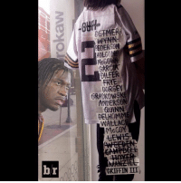 Sports, Cleveland, and Next: DETMER  WANN  PEDERSON  M660  DILEER  FRYE  DORSEY  ANDERSON  DELHOMME  WALLAC  McCOY  WEEDENA  GRIFFIN III RGIII next in line in Cleveland