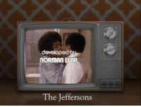 Memes, 🤖, and Antenna: developed b  NORMAN LEAR  The Jeffersons It was 42 years ago today when The Jeffersons premiered in 1975. Watch it weeknights at 7p ET on Antenna TV.  What is your favorite episode of The Jeffersons?