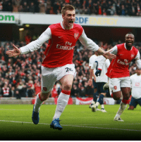 10 years ago today, Lord Bendtner scored SIX seconds after coming on against Spurs. Still the fastest goal by a sub in Premier League history.: DFENERGY  om  fly  Emira  FI  Fly 10 years ago today, Lord Bendtner scored SIX seconds after coming on against Spurs. Still the fastest goal by a sub in Premier League history.