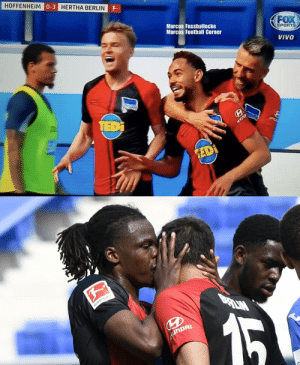 DFL: Social distancing during goal celebrations  Hertha BSC: https://t.co/PtfjEs8Zt9: DFL: Social distancing during goal celebrations  Hertha BSC: https://t.co/PtfjEs8Zt9
