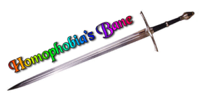 dgcatanisiri:  wowhead:  prideknights: This is Homophobia's Bane. Those who wield it fight for LGBTQ+ rights. Reblog to wield this powerful sword.  : dgcatanisiri:  wowhead:  prideknights: This is Homophobia's Bane. Those who wield it fight for LGBTQ+ rights. Reblog to wield this powerful sword.