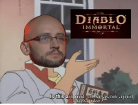 Blizzard, Mobile, and Diablo: DiABLC  s this an out of Season apri  fools ioke Blizzard has announced a mobile version of Diablo.
