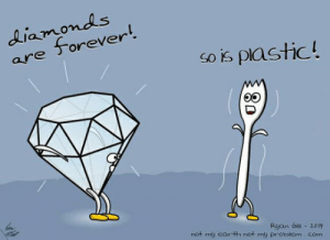 Tumblr, Blog, and Forever: diamonds  are Forever!  so is plastic!  Ryan G 201  nct mu ca th not mu probicm com awesomesthesia:  Not So Special After All