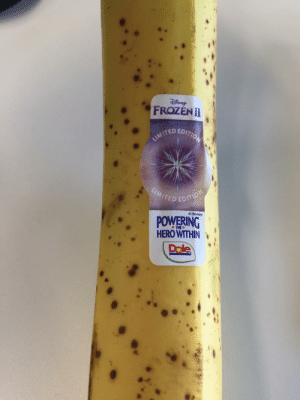 I have a *Limited Edition* Frozen 2… banana?: Dianey  FROZEN II  JUNITED EDITON  MITED EDITION  O Disney  POWERING  HERO WITHIN  * THE  Drle I have a *Limited Edition* Frozen 2… banana?