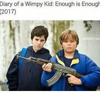 wimpy kid: Diary of a Wimpy Kid: Enough is Enough  (2017)  aKINGOFCOON