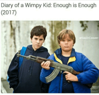 "<p>That&rsquo;s it 🔫 via /r/dank_meme <a href=""http://ift.tt/2pSPpsV"">http://ift.tt/2pSPpsV</a></p>: Diary of a Wimpy Kid: Enough is Enough  (2017)  eKINGOFCOONERY <p>That&rsquo;s it 🔫 via /r/dank_meme <a href=""http://ift.tt/2pSPpsV"">http://ift.tt/2pSPpsV</a></p>"