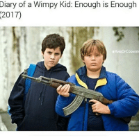 wimpy: Diary of a Wimpy Kid: Enough is Enough  (2017)  KINGOFCOONERY
