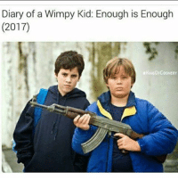 Double tap that shit bruh 😂👌🏻 Backup: @bitchpride: Diary of a Wimpy Kid  Enough is Enough  (2017)  KoNGOFCoONERY Double tap that shit bruh 😂👌🏻 Backup: @bitchpride