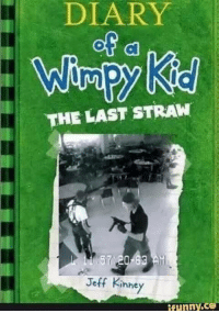 "<p>Too soon? via /r/dank_meme <a href=""http://ift.tt/2nRpxiE"">http://ift.tt/2nRpxiE</a></p>: DIARY  THE LAST STRAW  Jeff Kinney  funny.CO <p>Too soon? via /r/dank_meme <a href=""http://ift.tt/2nRpxiE"">http://ift.tt/2nRpxiE</a></p>"