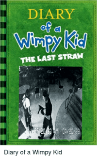 "<p>the last straw via /r/memes <a href=""http://ift.tt/2lf57M2"">http://ift.tt/2lf57M2</a></p>: DIARY  Wirnpy kid  THE LAST STRAW  Diary of a Wimpy Kid <p>the last straw via /r/memes <a href=""http://ift.tt/2lf57M2"">http://ift.tt/2lf57M2</a></p>"