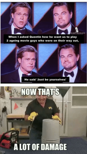 DiCaprio will always be a legend.: DiCaprio will always be a legend.