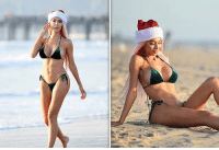 Did Farrah put herself on the naughty list with this photo shoot? 🤔 🎄 tmz farrahabraham santamonica holidays beach @farrah__abraham mtv 📷MEGA: Did Farrah put herself on the naughty list with this photo shoot? 🤔 🎄 tmz farrahabraham santamonica holidays beach @farrah__abraham mtv 📷MEGA