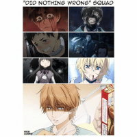 """gUYS IM soRry for cropping so badly its actly not me ???? ig has a glitch that moves up the pic a bit - onepiece anime animememes animeedit animelover fairytail blackbutler blueexorcist tokyoghoul attackontitan deathnote hunterxhunter narutoshippuden naruto noragami onepunchman haikyuu kurokonobasket thesevendeadlysins owarinoseraph animefacts yurionice swordartonline mysticmessenger 👀 assassinationclassroom iloveanime animeworld weeb: """"DID NOTHING WRONG"""" SQLAD  ALCHEMIST gUYS IM soRry for cropping so badly its actly not me ???? ig has a glitch that moves up the pic a bit - onepiece anime animememes animeedit animelover fairytail blackbutler blueexorcist tokyoghoul attackontitan deathnote hunterxhunter narutoshippuden naruto noragami onepunchman haikyuu kurokonobasket thesevendeadlysins owarinoseraph animefacts yurionice swordartonline mysticmessenger 👀 assassinationclassroom iloveanime animeworld weeb"""