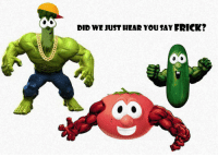 No swearing allowed!!!: DID WE JUST HEAR YOUSAY FRICK? No swearing allowed!!!