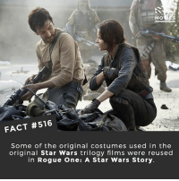 What do you think 'The Last Jedi' in the title of the upcoming Star Wars movie refers to? 🎥 • • • • Double Tap and Tag someone who needs to know this 👇 All credit to the respective film and producers. movie movies film tv camera cinema fact didyouknow moviefacts cinematography screenplay director actor actress act acting movienight hollywood netflix didyouknowmovies riverdale: DID Y  FACT #516  Some of the original costumes used in the  original Star Wars trilogy films were reused  in Rogue One: A Star Wars Story. What do you think 'The Last Jedi' in the title of the upcoming Star Wars movie refers to? 🎥 • • • • Double Tap and Tag someone who needs to know this 👇 All credit to the respective film and producers. movie movies film tv camera cinema fact didyouknow moviefacts cinematography screenplay director actor actress act acting movienight hollywood netflix didyouknowmovies riverdale