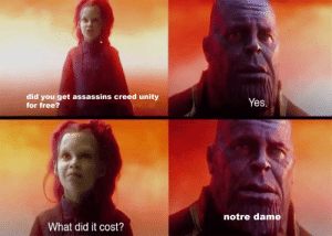What Did It Cost