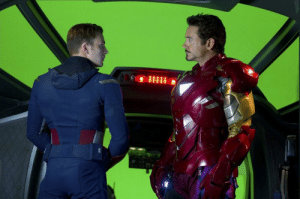 Did you know in The Avengers(2011) Captain America and Iron Man are played by RDJ and Chris Evans? This is inaccurate as is should be Steve Rogers and Tony Stark in the role instead. Strike one Marvel Studios.: Did you know in The Avengers(2011) Captain America and Iron Man are played by RDJ and Chris Evans? This is inaccurate as is should be Steve Rogers and Tony Stark in the role instead. Strike one Marvel Studios.