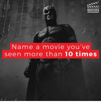 Memes, Movies, and Camera: DID YOU KNOw  MOVIES  Name a movie you've  seen more than 10 times I gotta say mine is probably The Dark Knight, LOTR or all of the Harry Potters 🎥 • • • • Double Tap and Tag someone who needs to know this 👇 All credit to the respective film and producers. movie movies film tv camera cinema fact didyouknow moviefacts cinematography screenplay director actor actress act acting movienight cinemas watchingmovies hollywood bollywood didyouknowmovies