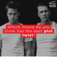 Birthday, Memes, and Movies: DID YOU KNOW  MOVIES  Which movie do vou  think has the best plot  twist? I wanted to post this on M Night Shyamalan's birthday but totally forgot! Happy belated birthday! 🎥 • • • • Double Tap and Tag someone who needs to know this 👇 All credit to the respective film and producers. movie movies film tv camera cinema fact didyouknow moviefacts cinematography screenplay director actor actress act acting movienight cinemas watchingmovies hollywood bollywood didyouknowmovies