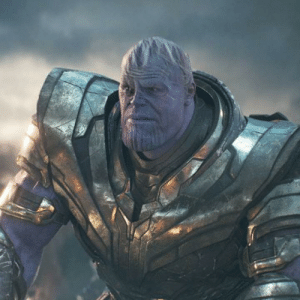 Did you know: Thanos with hair is Gary Busey?: Did you know: Thanos with hair is Gary Busey?