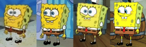 diddly-danners:  victoriatheunicorn:  davybot:  elis-magic-catnado:  his arms are gradually receding upwards  hes gradually loosing his back curve   he gradually becomes less funny and more annoying  we are gradually becoming squidward : diddly-danners:  victoriatheunicorn:  davybot:  elis-magic-catnado:  his arms are gradually receding upwards  hes gradually loosing his back curve   he gradually becomes less funny and more annoying  we are gradually becoming squidward