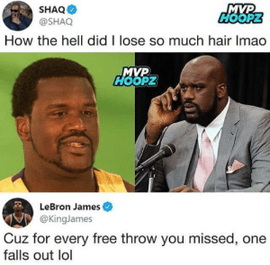 Didn't have to do shaq dirty like that LeBron (via /r/BlackPeopleTwitter): Didn't have to do shaq dirty like that LeBron (via /r/BlackPeopleTwitter)