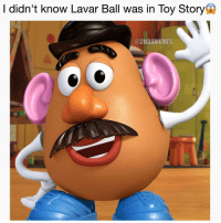 didn't know Lavar Ball was in Toy StoryQ  2NBAMEMES Bruh my childhood is ruined 💀 I can't stop with these Lavar ball memes😂😂 - - - - follow (me) @2nbamemes