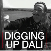 Memes, Salvador Dali, and Spain: DIGGING  UP DAL 21 JUL: The body of the artist Salvador Dalí has been exhumed in order to settle a paternity case brought by a woman who claims to be his daughter. Dali Art Surrealism Figueres Spain BBCShorts BBCNews @BBCNews