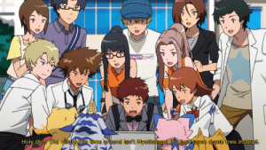 [Digimon Adventure Tri.] I wonder if that fucker is going to be in the reboot or Last Evolution...: [Digimon Adventure Tri.] I wonder if that fucker is going to be in the reboot or Last Evolution...