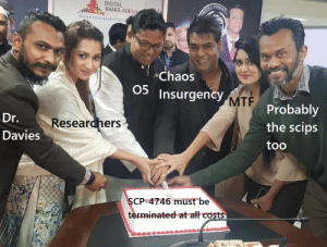 [CONTEST] A traitor to the Foundation: DIGITAL  BANGLADESH  Skilled Egwipped DigitA  Chaos  05  Insurgency  MTF  Probably  the scips  Dr.  Researdhers  Davies  too  SCP-4746 must be  terminated at alt costs [CONTEST] A traitor to the Foundation