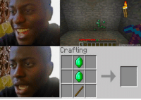 Com, Crafting, and The: DigMinecraft.com  Crafting The struggles