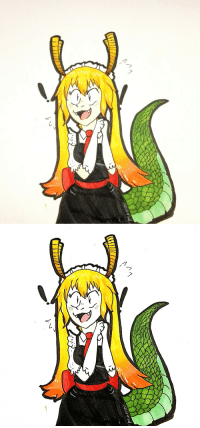 Target, Tumblr, and Blog: diinkers:Tohru is such a cutie !!!