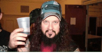 Dimebag Darrell: Musician shot on stage while he was performing with DamagePlan in Columbus, Ohio on 12-08-2004.: Dimebag Darrell: Musician shot on stage while he was performing with DamagePlan in Columbus, Ohio on 12-08-2004.