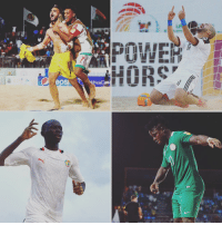 "Africa, Memes, and Soccer: Dini R-  POWER  I  HORS"",/  7 The semi-finals for the CAF Africa Beach Soccer Cup of Nations have been confirmed! Nigeria 🇳🇬🆚🇸🇳 Senegal Egypt 🇪🇬🆚🇲🇦 Morocco The two winners will qualify for FIFABeachSoccer WorldCup in the Bahamas in April! 🇧🇸"
