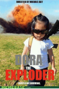 DIRECTED BY MICHAEL BAY  THE  ERNO SURW NING.