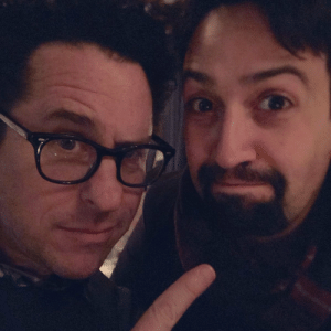 DIRECTOR'S corner. Ran into JJ. Found out some THINGS. https://t.co/ElqGEdaUJn: DIRECTOR'S corner. Ran into JJ. Found out some THINGS. https://t.co/ElqGEdaUJn