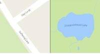 Time, All, and Depressing: Disappointment Lake <p>24 Of The Most Depressing Locations Of All Time</p>