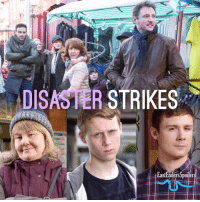 Next week: A disastrous event takes place in Walford, leaving some lives on the line.. The residents end up rallying together to help those who are most in need! But what's happened, who will be involved and who will survive? EastEnders @bbceastenders: DISASTER  STRIKES  EastEnders Spoiler Next week: A disastrous event takes place in Walford, leaving some lives on the line.. The residents end up rallying together to help those who are most in need! But what's happened, who will be involved and who will survive? EastEnders @bbceastenders