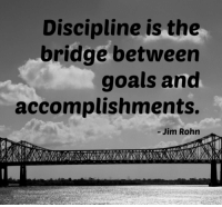 Discipline is more important than Motivation. It's what  makes our Goals a Realization.  #MondayMotivation https://t.co/GcPyyn6D00: Discipline is the  bridge between  goals and  accomplishments.  - Jim Rohn Discipline is more important than Motivation. It's what  makes our Goals a Realization.  #MondayMotivation https://t.co/GcPyyn6D00