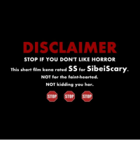 Facebook, Memes, and Watch: DISCLAIMER  STOP IF YOU DON'T LIKE HORROR  This short film kena rated SS for SibeiScary.  NOT for the faint-hearted  NOT kidding you hor.  STOPSTOP STOP For every action, there is an equal but opposite reaction... Watch part 1 on our Facebook page!