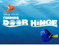 now, when other pages asks you if you have a Finding Dory meme but with Finding Doorhinge, you can tell them you do: DISNEp PIXAR  FINDING now, when other pages asks you if you have a Finding Dory meme but with Finding Doorhinge, you can tell them you do