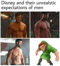"Disney, Memes, and Via: Disney and their unrealstic  expectations of men <p>Unrealistic Expectations via /r/memes <a href=""https://ift.tt/2s2DBGj"">https://ift.tt/2s2DBGj</a></p>"