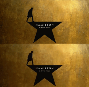 Disney presents:  Hamilton.  With The Original Broadway Cast.  Filmed onstage at The Richard Rodgers Theatre.   In A Theater Near You. October 15, 2021. #Hamilfilm https://t.co/z4ohfWXzi3: Disney presents:  Hamilton.  With The Original Broadway Cast.  Filmed onstage at The Richard Rodgers Theatre.   In A Theater Near You. October 15, 2021. #Hamilfilm https://t.co/z4ohfWXzi3