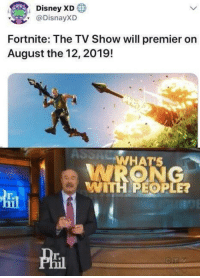 """Definitely, Disney, and Invest: Disney XD  @DisnayXD  Fortnite: The TV Show will premier on  August the 12, 2019!  WHATS  WİTH PEOPLE?  r.  r.  CITİV <p>This template definitely has potential. Invest! via /r/MemeEconomy <a href=""""https://ift.tt/2uPYWUS"""">https://ift.tt/2uPYWUS</a></p>"""