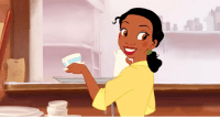 Disney, Mulan, and Target: disneymoviesandfacts:  Tiana is the first Disney Princess to have a job, but second if you include Mulan's service in the Chinese army. Jasmine was an assistant teacher briefly but that was only in a short sequel and not her feature film.