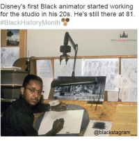"Black History Month, Black Lives Matter, and Disney: Disney's first Black animator started working  for the studio in his 20s. He's still there at 81.  #Black History Month  THEYOUNGEMPIRE  @blackstagram Floyd Norman is now 81-year-old writer animator and comic book artist, whose work with Disney dates back to the 1950s when he was hired for Sleeping Beauty. ""Floyd made it possible for [others] to say 'if he can do it , I can do it,'"" a fellow black animator notes. Proud of my people. Blackstagram👑 black africanamerican blacklivesmatter blackunity blackis melanin icantbreath neverforget sayhername blackhistorymonth blackpride blackandproud dreamchasers blackgirls blackwomen blackman westandtogether proudtobeblack blackbusiness"