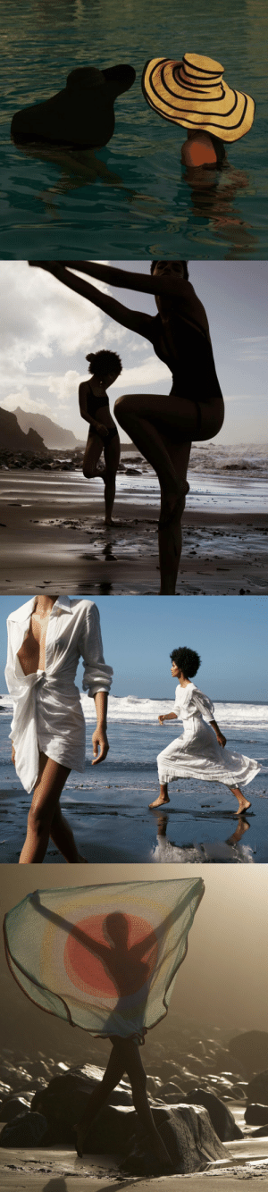 distantvoices: Luanna Pinheiro and Mariana Pardinho by Carlijn Jacobs for Marie Claire US May 2018: distantvoices: Luanna Pinheiro and Mariana Pardinho by Carlijn Jacobs for Marie Claire US May 2018