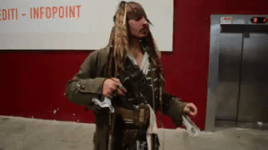 Funny, Jon Snow, and Snow: DITI- INFOPOINT Jack Sparrow vs. Jon Snow via /r/funny https://ift.tt/2IRnrWV