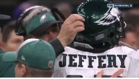 Doug, Respect, and Alshon Jeffery: DIVISIONAL  JEFFERY RT @AthleteSwag: Respect to Doug Pederson and Nick Foles for being there for Alshon Jeffery https://t.co/mK86ZLjNxM